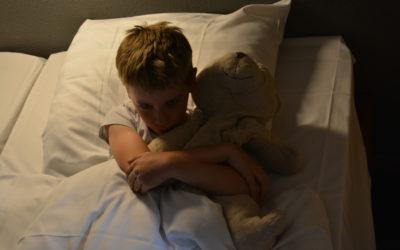Ineens was mijn zoon een nachtbraker!